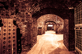 Caves voutées du Champagne Charles Mignon